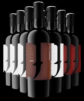 12 Bottles of Jeremy Wines