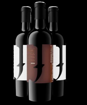 3 Bottles of Jeremy Wines