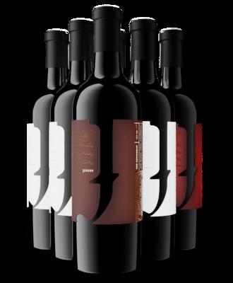 6 Bottles of Jeremy Wines