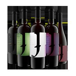 Jeremy Wine Co Background Logo Watermark